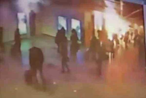 Взрыв в Домодедово. Фото. Анализ: Никакого смертника в Домодедово не было