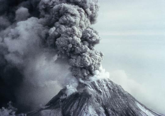магма вулкана фото