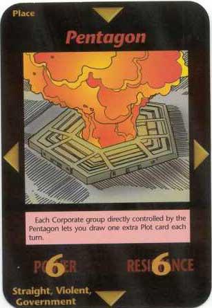 """""""Карты Иллюминатов"""" в 1994 году предсказывали..."""