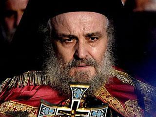 После 7 лет пребывания в затворе Патриарх Иерусалимский Ириней впервые покинул Иерусалимскую Патриархию