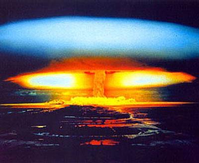 ядерная ракета фото