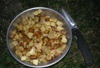 Хлеб из дубовых желудей (ФОТО)