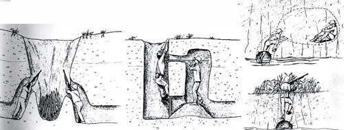 Как сделать подземный ход