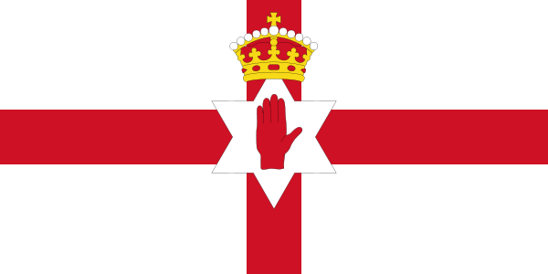 ireland флаг