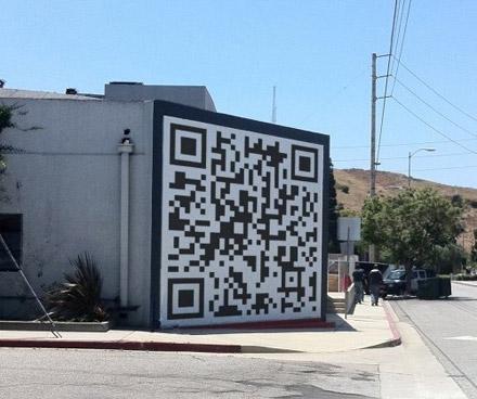 креативные QR коды