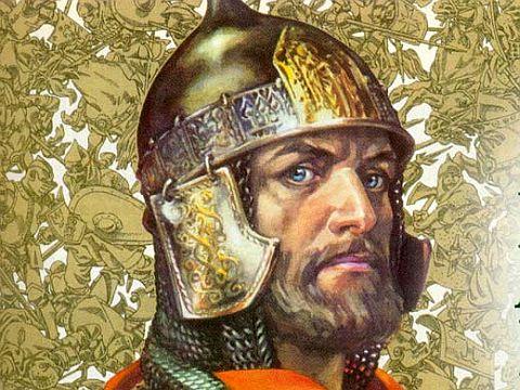 Александр Невский - православный рыцарь