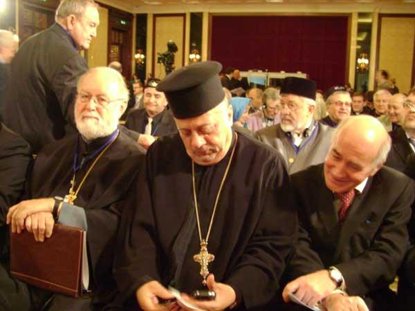 «ГЛОБАЛЬНЫЙ ВЕТЕР ПЕРЕМЕН»: состоялся-таки экуменический шабаш по инициативе еврея-миллиардера Фельдмана