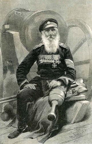 Солдат трех императоров - Василий Николаевич Кочетков