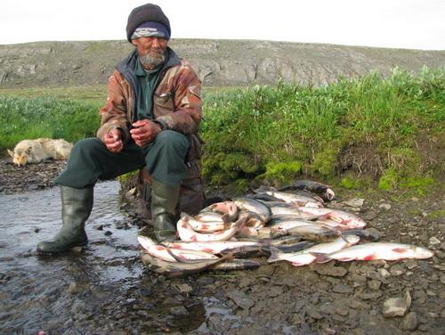 охота и рыбалка на северных реках