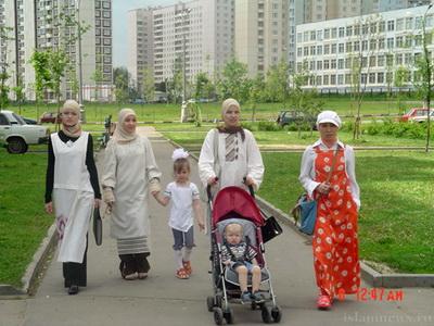 почему мусульмане принимают православие