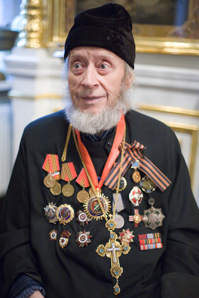 Протоиерей Василий Брылев