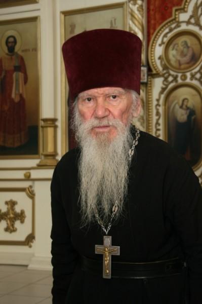 Протоиерей Валерий Бирюков