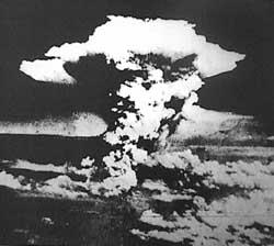 Атомная бомбардировка Хиросимы и Нагасаки 1945