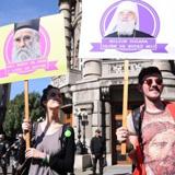 В Сербии состоялся гей-парад :: Для акции извращенцев власти Белграда перевели столицу чуть ли не на военное положение