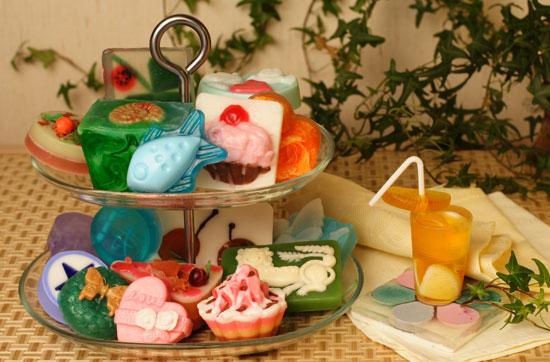 как сделать мыло в домашних условиях с фотографией