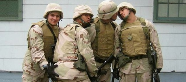 Гей войска россия фото 241-925
