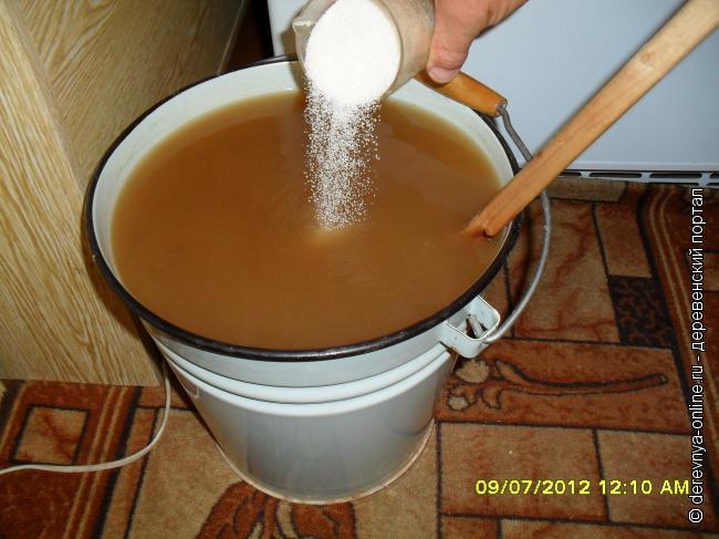 Закваска для кваса в домашних условиях рецепт пошагово