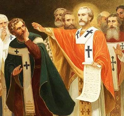 Поклонская доказала, что «Матильда» оскорбляет чувства верующих - Страница 2 1503303491_nikolay-chudotvorec-poschechina-09-90