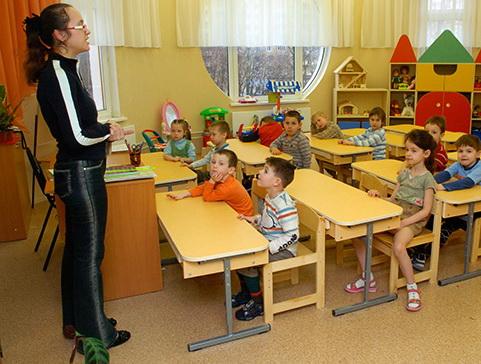Секс малышей в детском саду