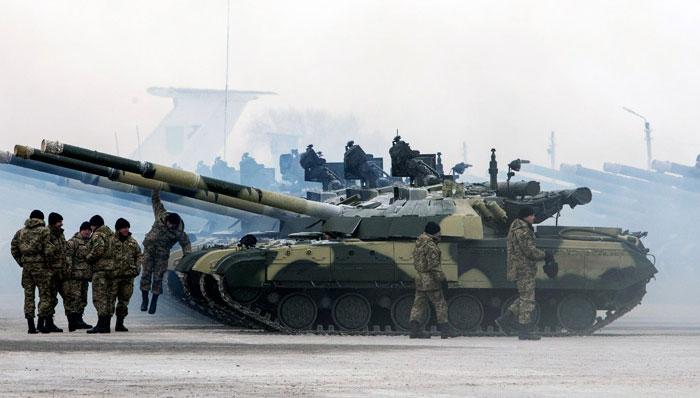 США хотят начать Третью мировую войну в Украине втянув в нее Россию 21