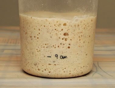 рецепт закваска для хлеба